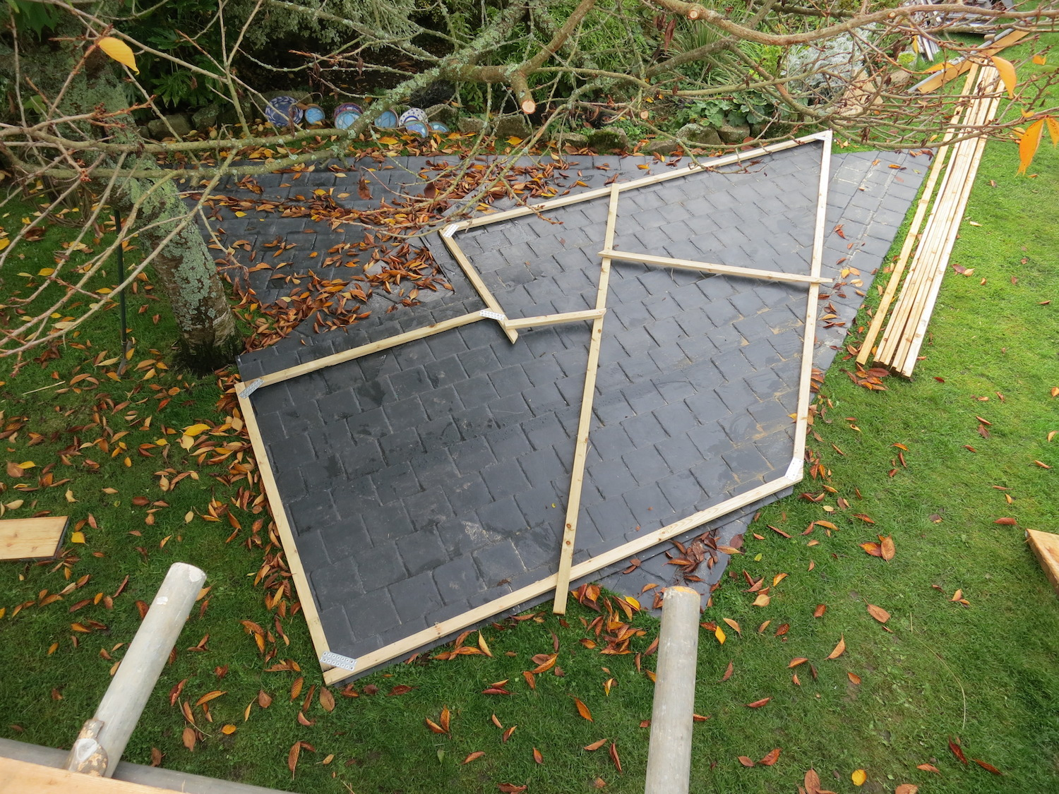 Fibreglass Grp Conservatory Roofing Project Shapes Grp