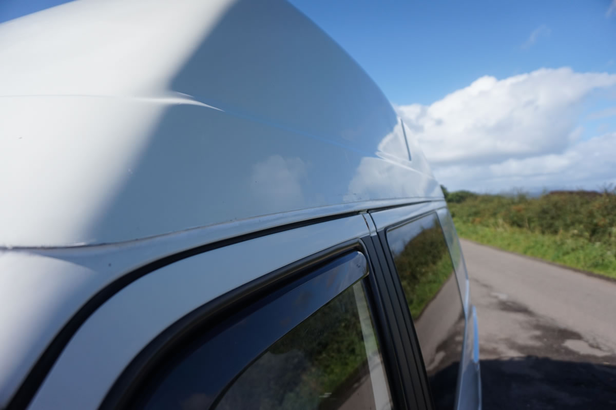 Vw T4 High Top Roofs In Fibreglass Grp Shapes Grp