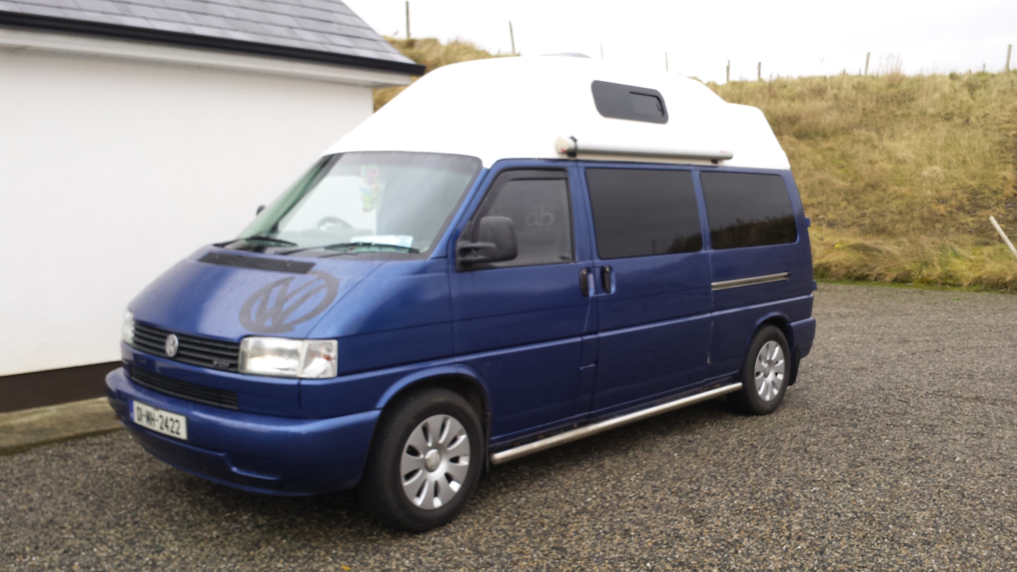 Fibreglass Grp Lwb Veedub T4 High Top Roof Shapes Grp