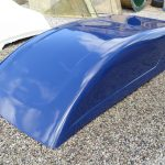 Veedub Roof In Indian Blue