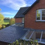 Grp Spanish Slate Tile Roofing Panels