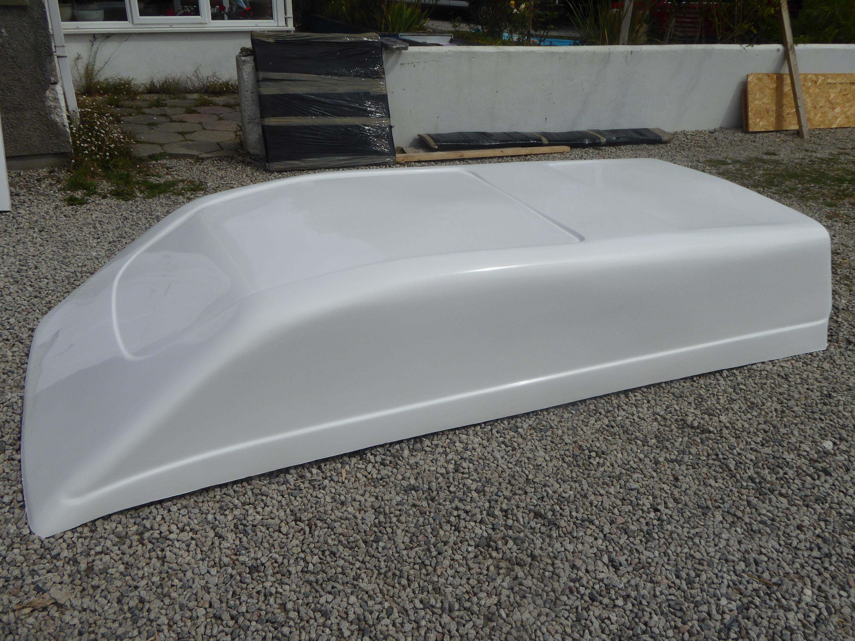 Lwb Vw T5 Fibreglass Grp High Top Roof Shapes Grp