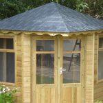 Fibreglass Summerhouse