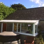 Lean To Roof Before