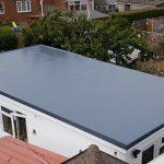 Fibreglass (Grp) Flat Roofing Sheet Kit