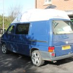 Swb T4 With High Top Roof Fitted