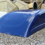 Indian Blue Swb T5 Top
