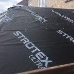grp slate tile roof fitting