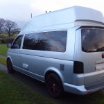 Vw T5 With High Top Roof