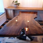 Epoxy Wooden Table